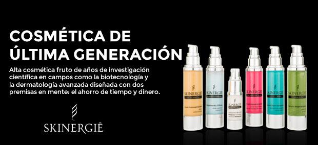 Productos de alta cosmética Skinergiè con hidraxine. Lo mejor para el cuidado facial y personal al mejor precio