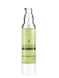 Serum Regenerador Skinergié con Aloe vera y avena para hidratar e iluminar la piel